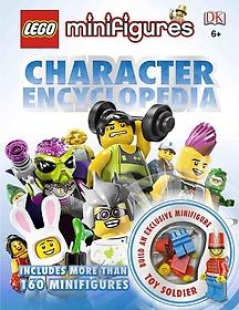 "<font title=""LEGO Minifigures Character Encyclopedia (Hardcover+미니피규어)"">LEGO Minifigures Character Encyclopedia ...</font>"