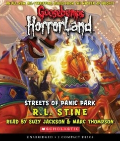 Goosebumps HorrorLand #12: Streets of Panic Park (Audio CD/ ��������)