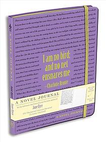 A Novel Journal - Jane Eyre (Paperback)