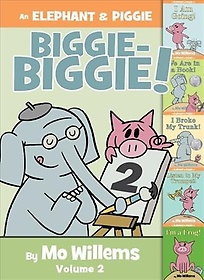 "<font title=""An Elephant & Piggie Biggie-Biggie!, Volume 2 (Hardcover)"">An Elephant & Piggie Biggie-Biggie!, Vol...</font>"