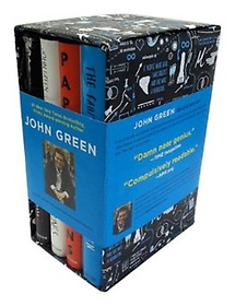 """<font title=""""John Green Limited Edition Boxed Set (Paperback: 4)"""">John Green Limited Edition Boxed Set (Pa...</font>"""