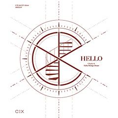 씨아이엑스(CIX) - HELLO (Chapter Ø. Hello, Strange Dream)[4th EP][Hello+Strange Dream Ver.][패..