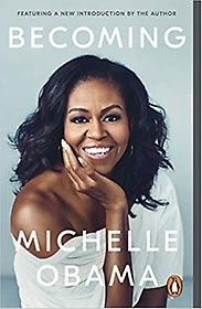 """<font title=""""Becoming: The Sunday Times Number One Bestseller (Paperback)"""">Becoming: The Sunday Times Number One Be...</font>"""
