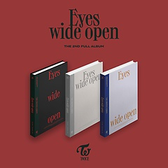 트와이스(Twice) 2집 - Eyes wide open [Story or Style or Retro ver 중 1종 랜덤출고]