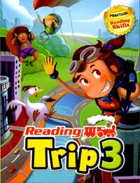 "<font title=""Reading Trip 3 : Student Book (Paperback+AUDIO CD)"">Reading Trip 3 : Student Book (Paperback...</font>"