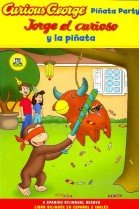 Curious George Pinata Party Bilingual (Paperback)