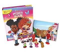 "<font title=""Disney Fancy Nancy My Busy Book 디즈니 팬시 낸시 비지북 (미니피규어 10개 + 놀이판)"">Disney Fancy Nancy My Busy Book 디즈니 ...</font>"