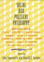 Social and Political Philosophy: Readings from Plato to Gandhi (Paperback)