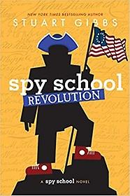 Spy School Revolution (Hardcover)