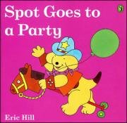 Spot Goes to a Party (Flap Book)