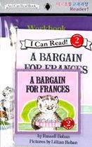 """<font title=""""A Bargain for Frances - I Can Read Book Workbook Set Level 2-12 (Paperback + Workbook + CD)"""">A Bargain for Frances - I Can Read Book ...</font>"""