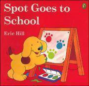 Spot Goes to School (Flap Book)