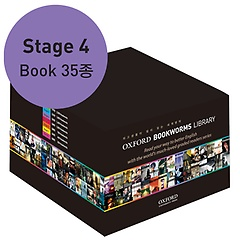 """<font title=""""Oxford Bookworms Library Level 4 Pack 35종 (Paperback 35권, New Edition)"""">Oxford Bookworms Library Level 4 Pack 35...</font>"""