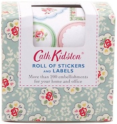 "<font title=""Cath Kidston Roll of Stickers and Labels (Paperback)"">Cath Kidston Roll of Stickers and Labels...</font>"