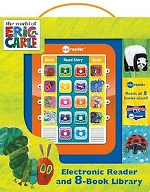 """<font title=""""World of Eric Carle: Electoric Reader and 8-Book Library (Hardcover)"""">World of Eric Carle: Electoric Reader an...</font>"""