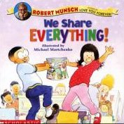 We Share Everything! (Paperback)