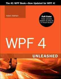 "<font title=""Windows Presentation Foundation (Wpf) 4.0 Unleashed (Paperback / 1st Ed.)"">Windows Presentation Foundation (Wpf) 4....</font>"