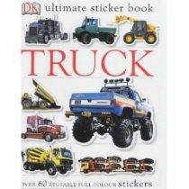 Truck Ultimate Sticker Book (Paperback)