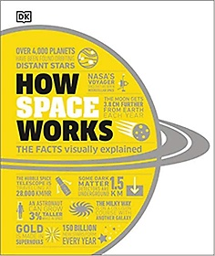 """<font title=""""How Space Works: The Facts Visually Explained (Hardcover)"""">How Space Works: The Facts Visually Expl...</font>"""