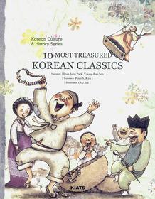 """<font title=""""10 MOST TRESURED KOREAN CLASSICS (영문판)"""">10 MOST TRESURED KOREAN CLASSICS (영문판...</font>"""