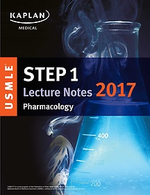 """<font title=""""USMLE Step 1 Lecture Notes 2017: Pharmacology (Paperback)"""">USMLE Step 1 Lecture Notes 2017: Pharmac...</font>"""