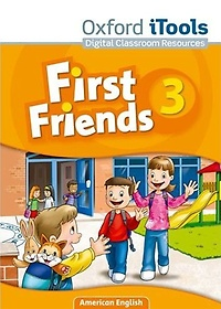 First Friends 3: iTools DVD-Rom