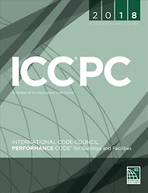 """<font title=""""International Code Council Performance Code for Buildings and Facilities 2018 (Paperback)"""">International Code Council Performance C...</font>"""