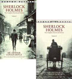 Sherlock Holmes 패키지 : The Complete Novels and Stories 1&2 (전 2권, Paperback)
