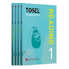 "<font title=""TOSEL 리딩 Reading Series Junior 4종 세트"">TOSEL 리딩 Reading Series Junior 4종 세...</font>"