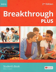 "<font title=""Breakthrough Plus 2nd Ed Student"
