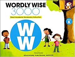 """<font title=""""Wordly Wise 3000 : Book K (Paperback/4th Ed.)"""">Wordly Wise 3000 : Book K (Paperback/4th...</font>"""
