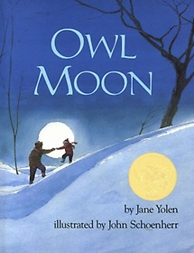 Owl Moon (Hardcover)