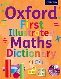 """<font title=""""Oxford First Maths Dictionary (Paperback)"""">Oxford First Maths Dictionary (Paperback...</font>"""