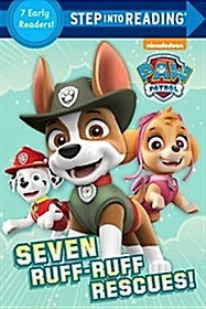 Seven Ruff-Ruff Rescues! (Paperback)