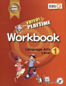 """<font title=""""YO! YO! PLAYTIME Language Arts Level 1 - Work Book"""">YO! YO! PLAYTIME Language Arts Level 1 -...</font>"""