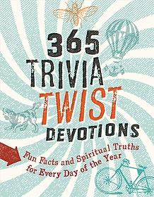 365 Trivia Twist Devotions (Paperback)