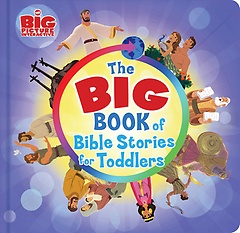 """<font title=""""The Big Book of Bible Stories for Toddlers (Hardcover / Board Book)"""">The Big Book of Bible Stories for Toddle...</font>"""