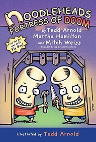 Noodleheads Fortress of Doom (Hardcover)