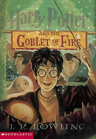 Harry Potter and the Goblet of Fire: Book 4 (Paperback/ Reprint Edition)