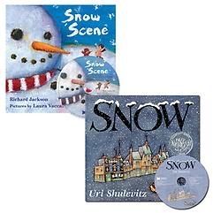 노부영 베스트 겨울 컬렉션 (Book+CD)