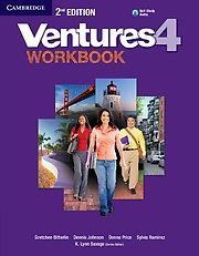 Ventures Level 4 Workbook (Paperback)