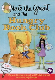 "<font title=""Nate the Great The Hungry Book Club (Paperback+Audio CD)"">Nate the Great The Hungry Book Club (Pap...</font>"