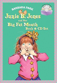 """<font title=""""Junie B. Jones and Her Big Fat Mouth (Paperback+CD)"""">Junie B. Jones and Her Big Fat Mouth (Pa...</font>"""