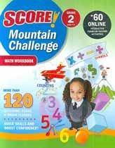 """<font title=""""Score! Mountain Challenge Math - Workbook, Grade 2 (Paperback)"""">Score! Mountain Challenge Math - Workboo...</font>"""