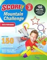 """<font title=""""Score! Mountain Challenge Math - Workbook, Grade 3 (Paperback)"""">Score! Mountain Challenge Math - Workboo...</font>"""