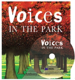 """<font title=""""[베오영] Voices in the Park (Paperback+CD)"""">[베오영] Voices in the Park (Paperback+C...</font>"""