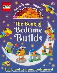 """<font title=""""The Lego Book of Bedtime Builds: With Bricks to Build 8 Mini Models [With Toy] (Hardcover)"""">The Lego Book of Bedtime Builds: With Br...</font>"""