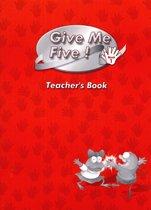 """<font title=""""Give Me Five! 1 - Teacher"""
