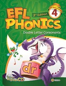 EFL Phonics 4 (Paperback/ 3rd Edition)