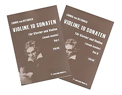 """<font title=""""베토벤 바이올린 10 소나타 - 요하임 1~2 세트"""">베토벤 바이올린 10 소나타 - 요하임 1~2 ...</font>"""